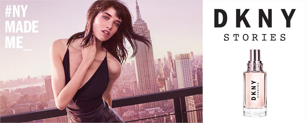 NEU: DKNY Stories - jetzt entdecken