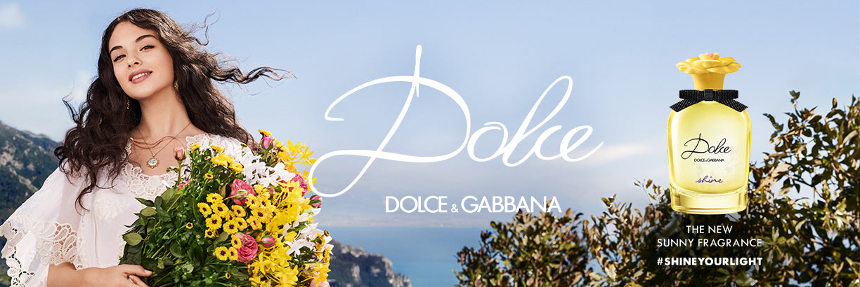 NEU: Dolce & Gabbana Dolce Shine - jetzt entdecken