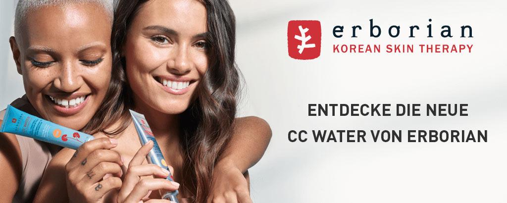 Neu: ERBORIAN CC WATER - jetzt entdecken