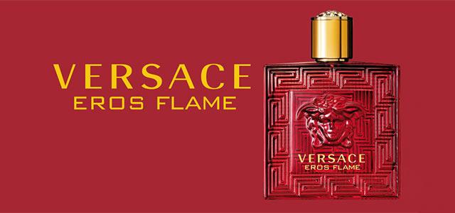 NEU: Versace Eros Flame Eau de Toilette
