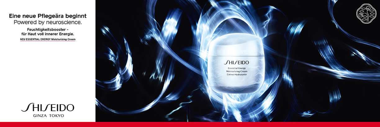 Shiseido Essentiel Energy - jetzt entdecken