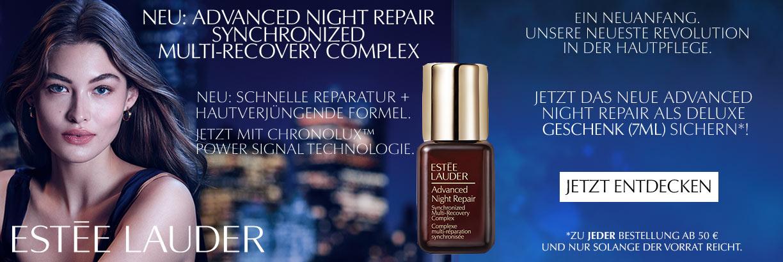 NEU: Estée Lauder Advanced Night Repair Serum - jetzt entdecken & Geschenk sichern