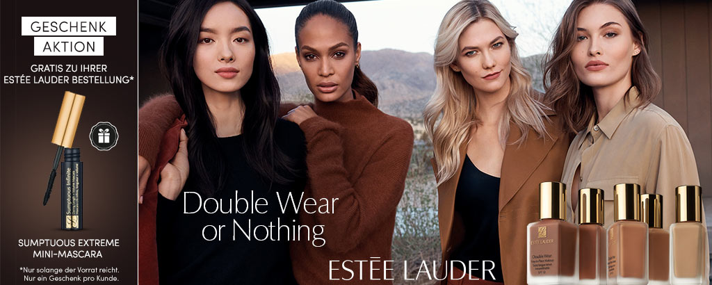 Estée Lauder Double Wear Stay-In-Place Makeup - jetzt entdecken