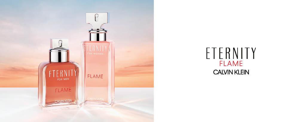NEU: Calvin Klein Eternity Flame - jetzt entdecken