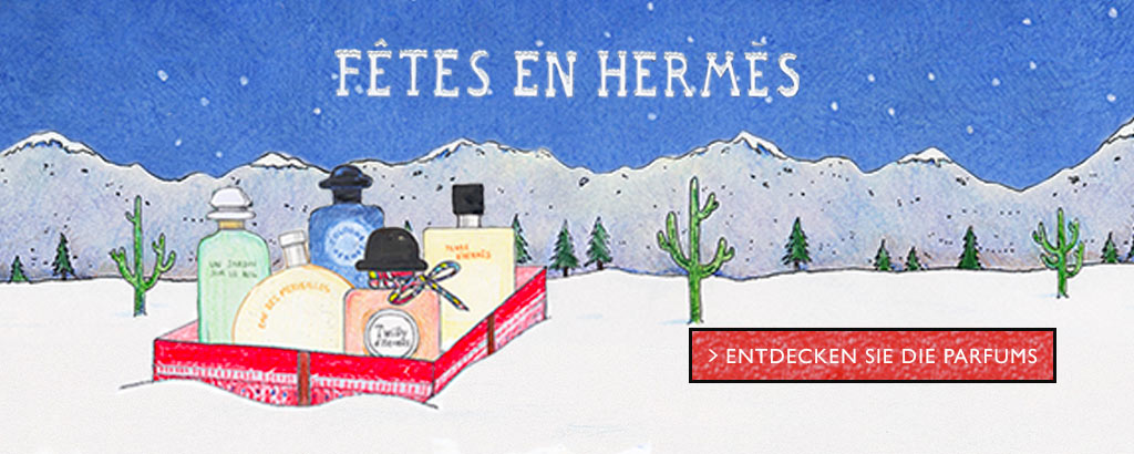 Fête en Hermès - jetzt entdecken