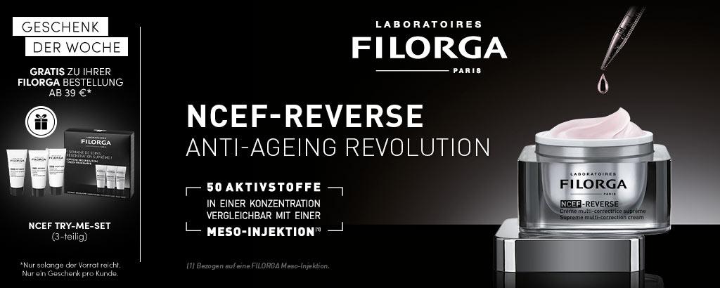 FILORGA NCEF Reverse - jetzt entdecken