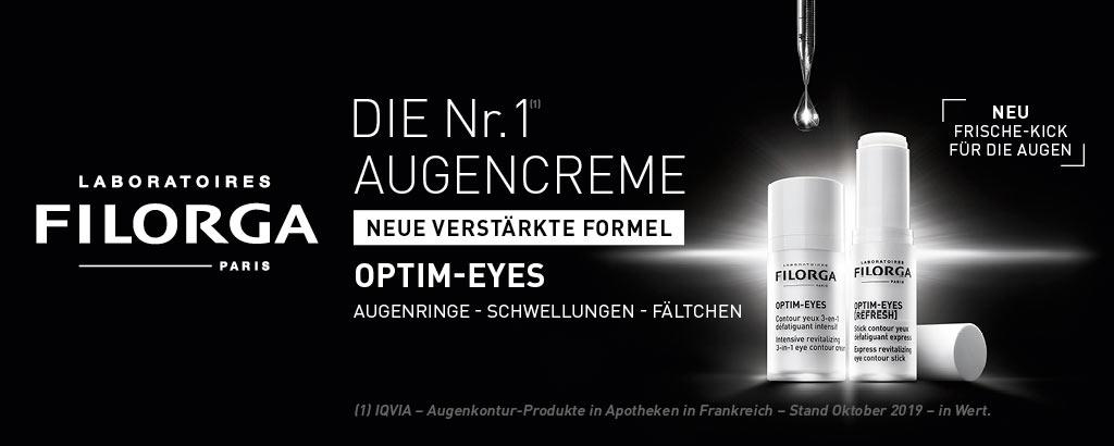FILORGA Optim Eyes - jetzt entdecken