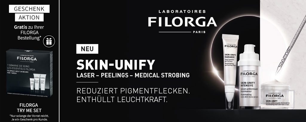 Neu: FILORGA Skin-Unify - jetzt entdecken