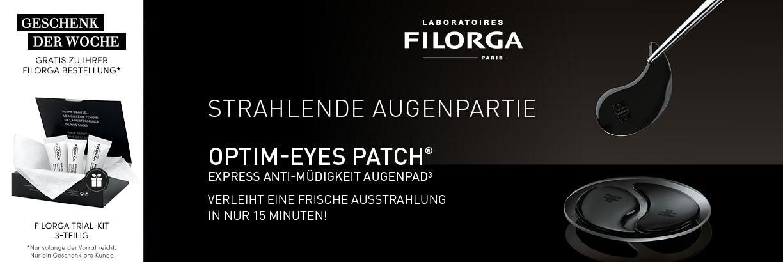 FILORGA Optim Eyes-Patches - jetzt entdecken