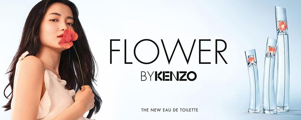Neu: FLOWER BY KENZO New Eau de Toilette - jetzt entdecken