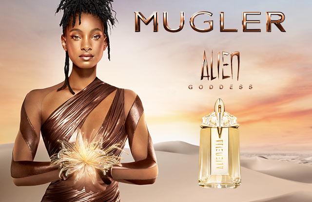 Neu: MUGLER Alien Goddess Eau de Parfum - jetzt entdecken