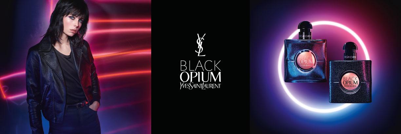 Yves Saint Laurent Black Opium - jetzt entdecken