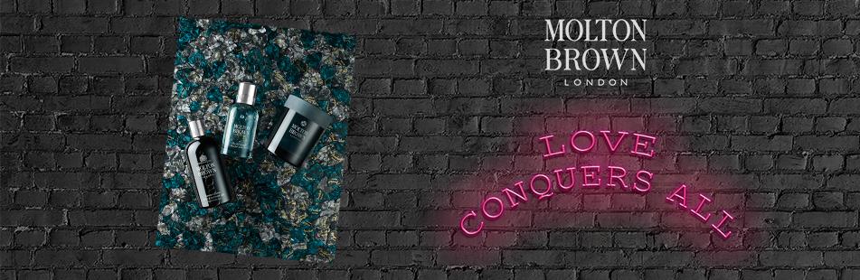 Molton Brown - Love conquers all