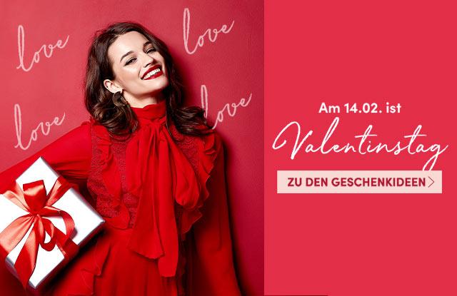 Geschenkideen zum Valentinstag - jetzt entdecken