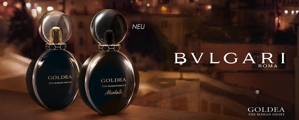 NEU: BVLGARI Goldea The Roman Night Absolute - jetzt entdecken