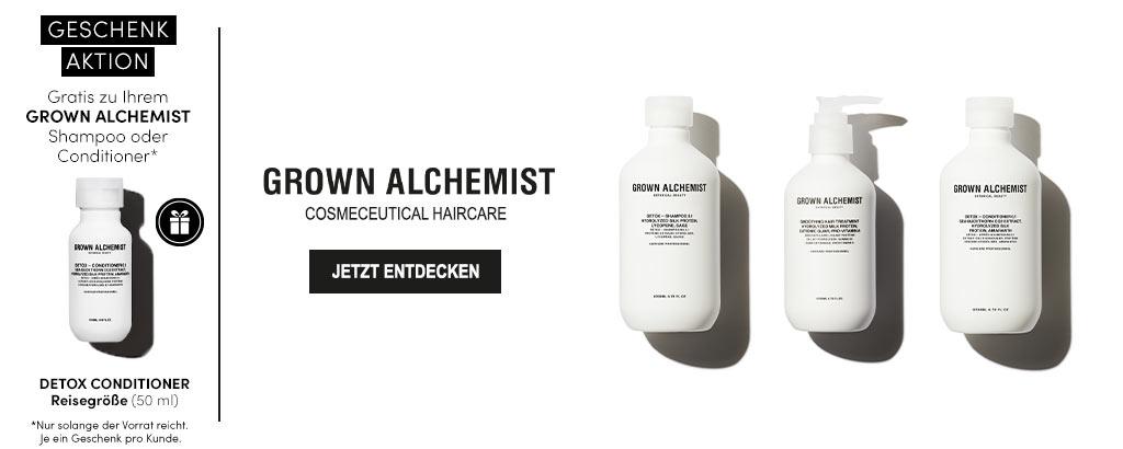 Grown Alchemist COSMECEUTICAL HAIRCARE - jetzt entdecken