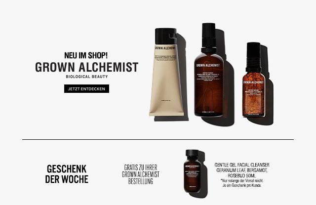 Grown Alchemist Gesichts- und Körperpflege - jetzt entdecken