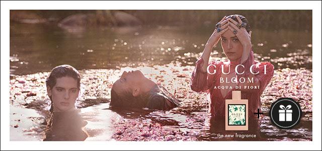 Gucci Bloom Acqua di Fiori EdT - jetzt entdecken