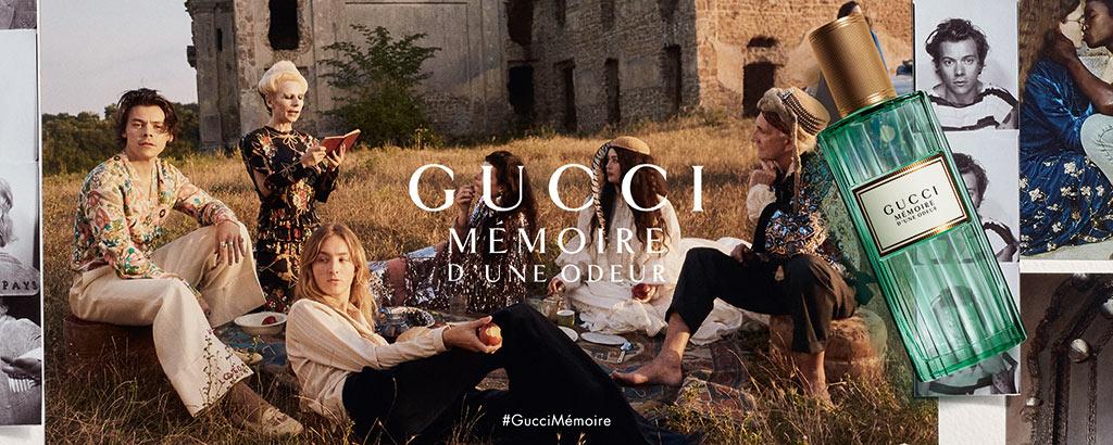 GUCCI Memoire Odeur - jetzt entdecken