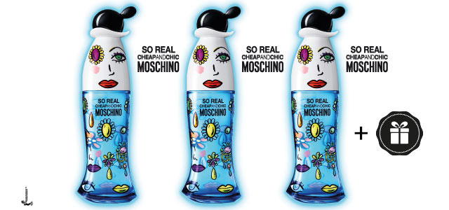 MOSCHINO Cheap & Chic So Real EdT - jetzt entdecken