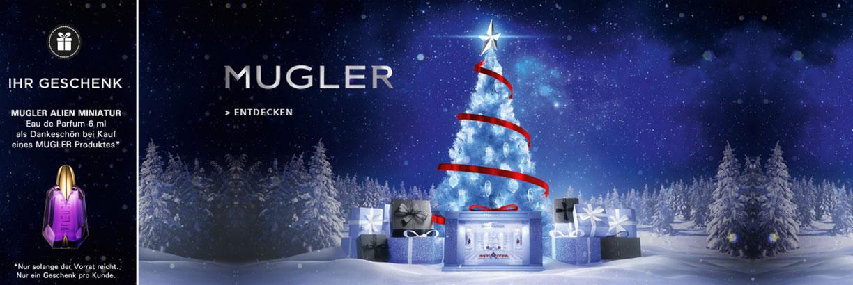 Mugler - Magische Weihnachten - jetzt entdecken