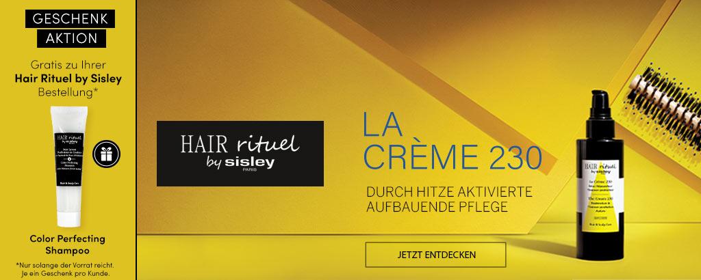 Neu: Hair Rituel by Sisley La Creme - jetzt entdecken