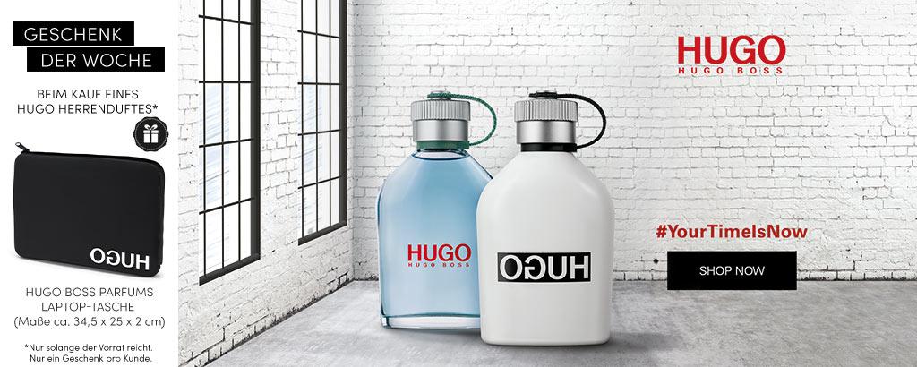 NEU: HUGO REVERSED Eau de Toilette - jetzt entdecken