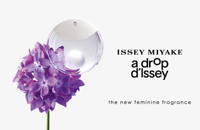 Neu: ISSEY MIYAKE A Drop d'Issey - jetzt entdecken