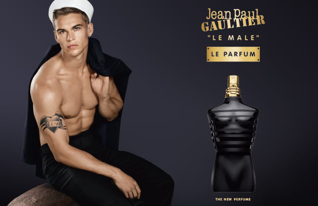 Neu: JEAN PAUL GAULTIER Le Male Le Parfum - jetzt entdecken