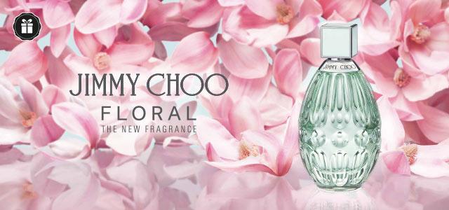 Neu: Jimmy Choo Floral Eau de Toilette