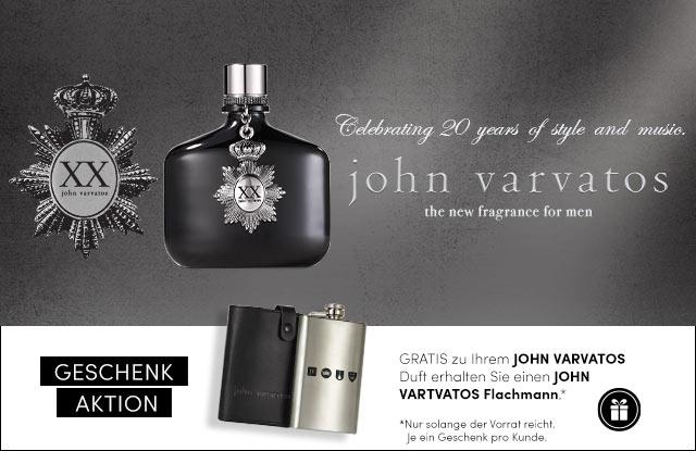 Neu: John Varvatos XX - jetzt entdecken