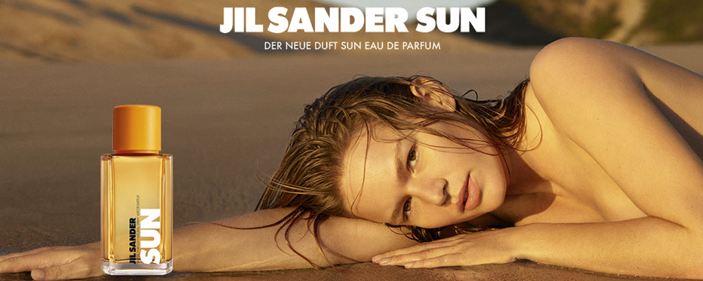 JIL SANDER Sun Woman Eau de Parfum - jetzt entdecken