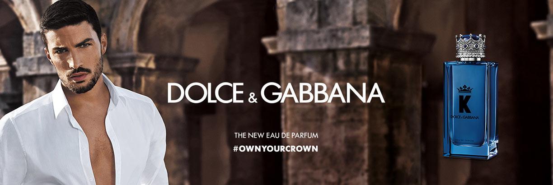 NEU: K by Dolce&Gabbana Eau de Parfum - jetzt entdecken