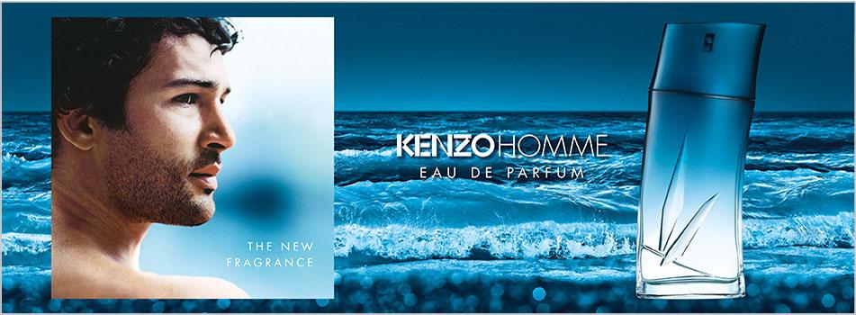 Kenzo Homme - jetzt entdecken