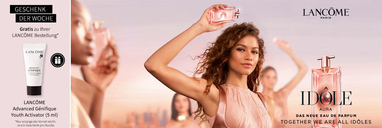 NEU: LANCÔME IDÔLE Aura Eau de Parfum - jetzt entdecken