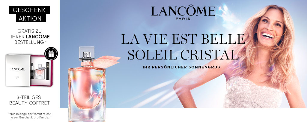 Lancôme La vie est Belle Soleil Cristal E.d.P. - jetzt entdecken