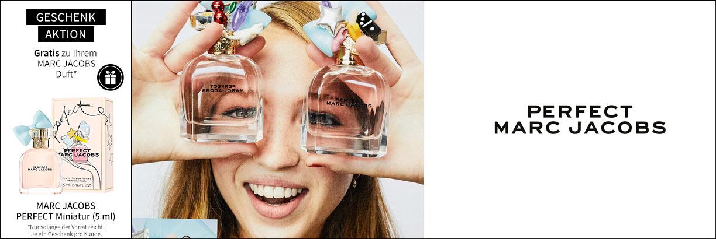 Neu: MARC JACOBS Perfect Eau de Parfum - jetzt entdecken