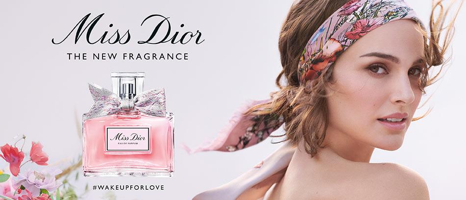 Miss Dior Eau de Parfum - jetzt entdecken