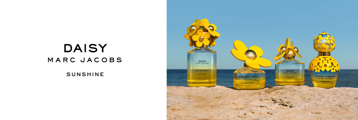MARC JACOBS Daisy Sunshine Collection - jetzt entdecken