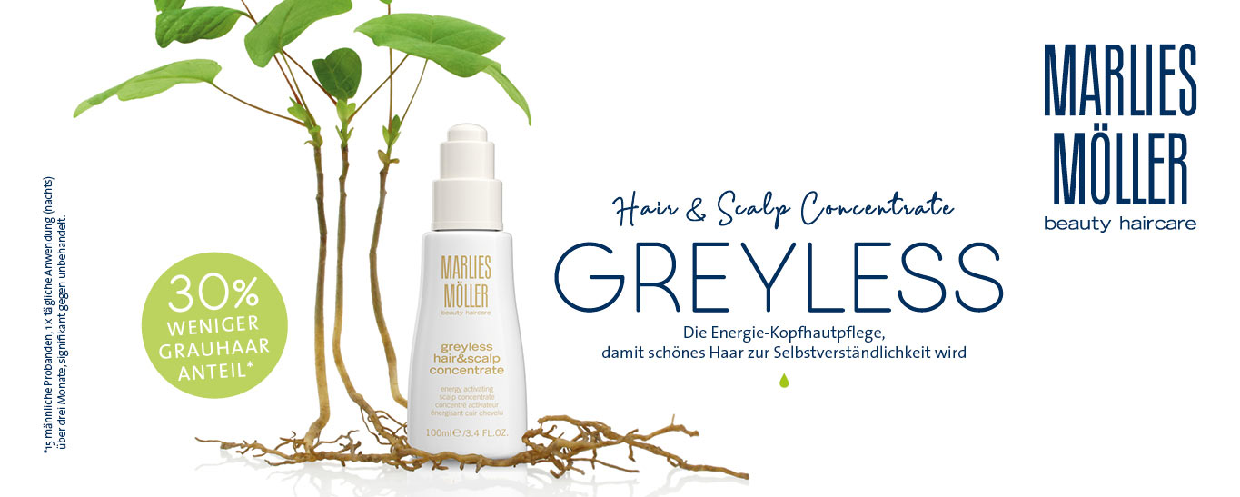 Marlies Möller Specialists Greyless Hair & Scalp Concentrate - jetzt entdecken