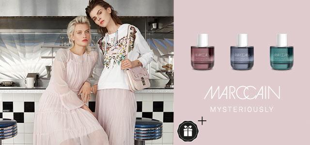 MarcCain Mysteriously Eau de Parfum + Geschenk - jetzt entdecken