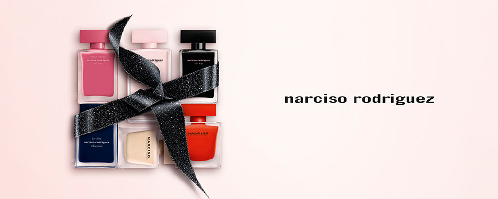 Narciso Rodriguez - wunderbare Geschenkideen - jetzt entdecken