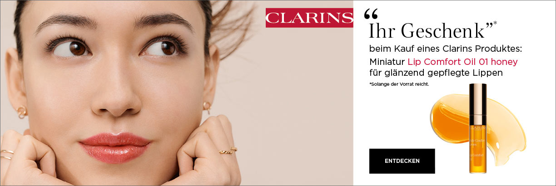 CLARINS Gesichts- & Körperpflege - jetzt entdecken