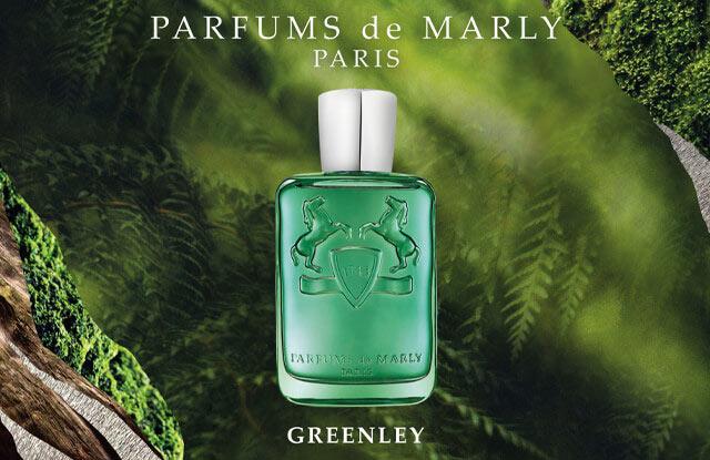 Luxury Secret: Parfums de Marly Greenley - jetzt entdecken