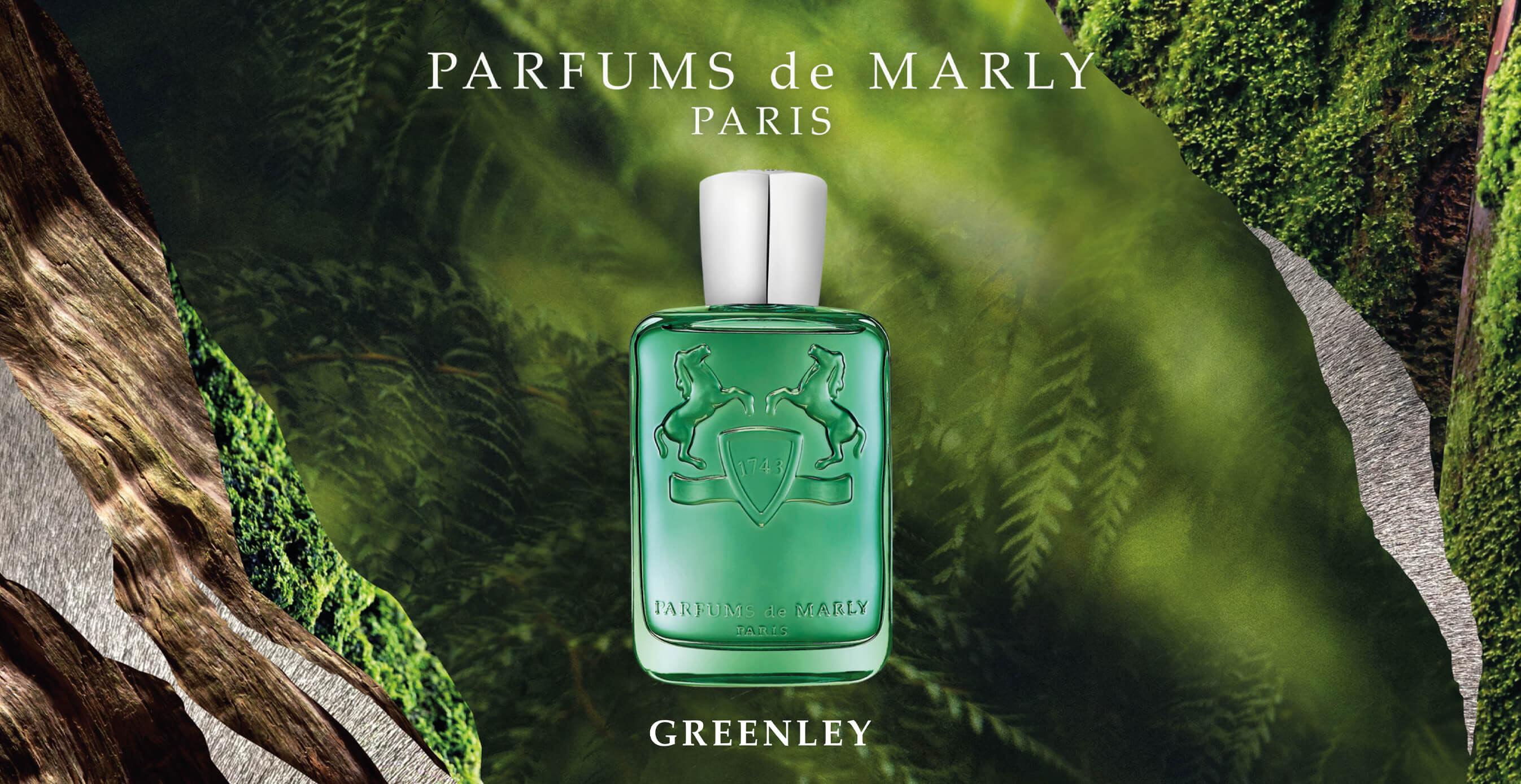Parfums de Marly Greenley - jetzt entdecken