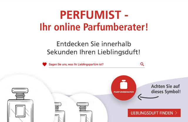 PERFUMIST: Ihr online Duftberater - jetzt entdecken