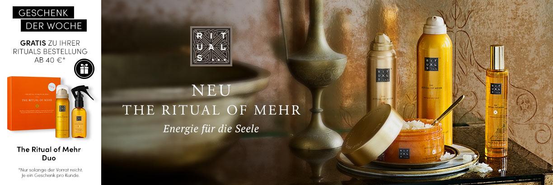 Ihr Favorit im neuen Design: The Ritual of Mehr - jetzt entdecken