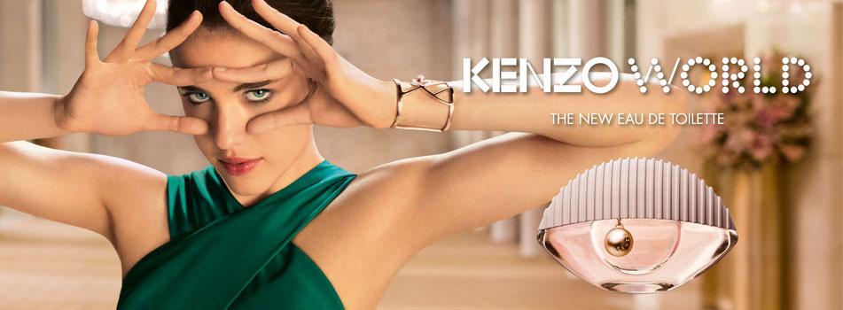 Kenzo World - jetzt entdecken