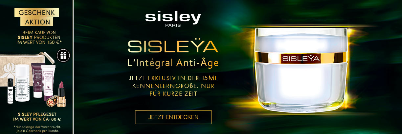 NEU: Sisley Sisleya L'Integral Anti-Age in Kennenlerngröße - jetzt entdecken