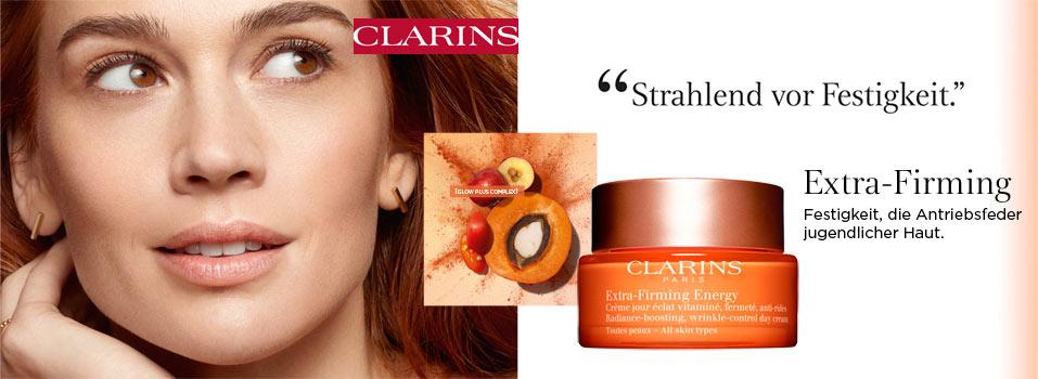 Clarins Extra-Firming Energy - jetzt entdecken